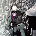 Clayton Moore In The Lone Ranger by Silver Screen