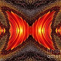 Color Fashion Abstract by J McCombie