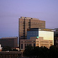 Columbia Sc Skyline by William Copeland