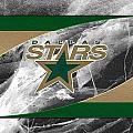 Dallas Stars by Joe Hamilton