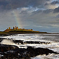 Dunstanburgh Castle by David Pringle