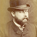 Edward Vii, British Royalty As Prince by Mary Evans Picture Library