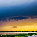 Elm Creek Nebraska Supercell by NebraskaSC