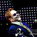 Elton John by Marvin Blaine