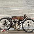 Excelsior Board Track Racer II by Frank Kletschkus