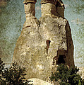 Fairy Chimney In Goreme by RicardMN Photography