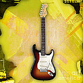 Fender Stratocaster Collection by Marvin Blaine