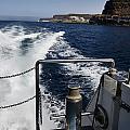 Ferry Hasta Puerto De Mogan by Virginie Vanos