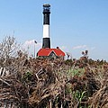 Fire Island Lighthouse by Ed Weidman