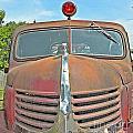 Fire Truck by Randy J Heath