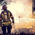 Firefighters by Everet Regal