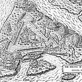 Fort Caroline, 1564 by Granger