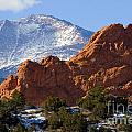 Garden Of The Gods by Steve Krull