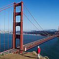 Golden Gate Bridge by Carl Purcell
