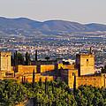 Granada by Karol Kozlowski