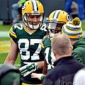 Green Bay Packers by Melody Yerge