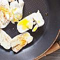 Halloumi Cheese by Tom Gowanlock