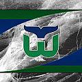 Hartford Whalers by Joe Hamilton