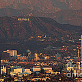 Hollywood Sign by RJ Aguilar