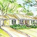 House Rendering by Lizi Beard-Ward