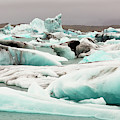 Iceberg Formations Broken by Tom Norring