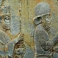 Iran Persepolis by Lois Ivancin Tavaf