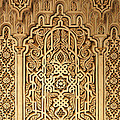 Islamic Plaster Work by PIXELS  XPOSED Ralph A Ledergerber Photography