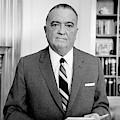John Edgar Hoover (1895-1972) by Granger