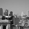Kansas City Skyline by Frank Romeo
