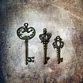 Keys by Joana Kruse