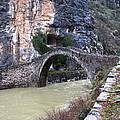 Konitsa Stonebridge by Panos Spiliadis