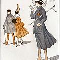 La Vie Parisienne  1916 1910s France Cc by The Advertising Archives