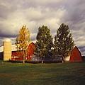 Landscape by Robert Floyd