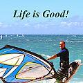 Life Is Good by Pharaoh Martin