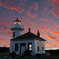 Lighthouse by Paul Fell
