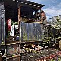 Locomotive by Paul Fell