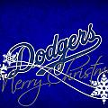 Los Angeles Dodgers by Joe Hamilton