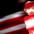 Marylin Monroe by Marvin Blaine