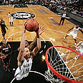 Miami Heat V Brooklyn Nets - Game 3 by Nathaniel S. Butler