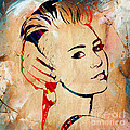 Miley Cyrus Collection by Marvin Blaine