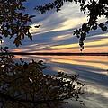Missisquoi Sunset by R B Harper