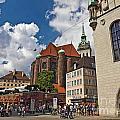 Munich Germany by Howard Stapleton