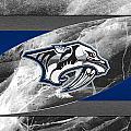 Nashville Predators by Joe Hamilton