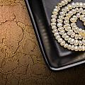 Natural Pearls Necklace by Alain De Maximy