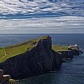 Neist Point Lighthouse by David Pringle
