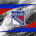New York Rangers by Joe Hamilton