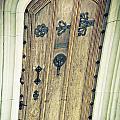 Old Door by Tom Gowanlock