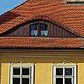Old House by Sarka Olehlova