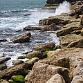 On The Rocks by Shirley Mitchell