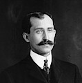Orville Wright (1871-1948) by Granger